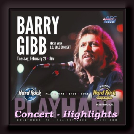 Private BEE GEES Archives - CD's-SOLO RELEASED-Barry Gibb 1